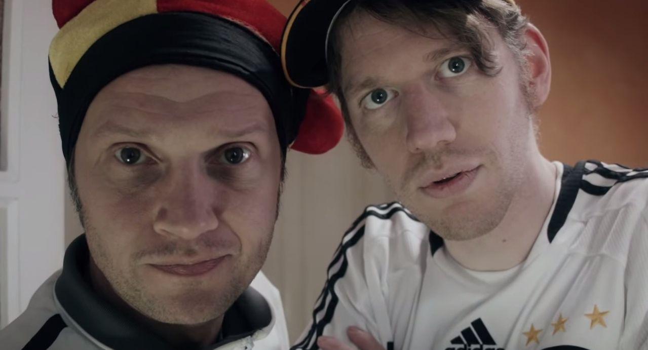 Deutschland vs Holland 2014 - Kurzfilm von Gina Wenzel